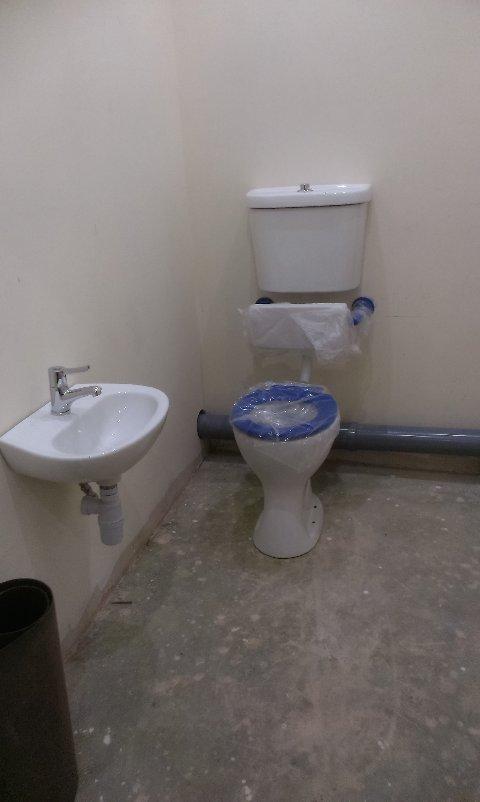 Dragon's Den Toilet