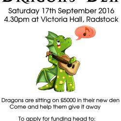 Dragons' Den 2016 Poster